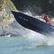 barca open fuoribordo / con console laterale / da pesca sportiva / max. 4 persone