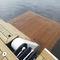 piattaforma per yacht / da bagno