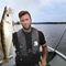 giubbotto di salvataggio autogonfiabile / 150 N / per la pesca