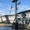 barca open entrobordo / con console centrale / open / tender per super-yacht