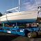 rimorchio per movimentazione / per barca / per cantiere navale / semovente