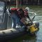 ROV subacqueo per controllo carena