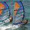 vela da windsurf da freerace / 7 listelli
