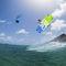 ala da kitesurf C-shape