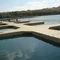pontile galleggiante