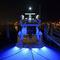 illuminazione subacquea per barca