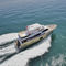 motor-yacht da crociera / per spedizione / per spedizioni / hard-top