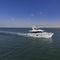 motor-yacht da crociera / per spedizione / per spedizioni / con fly