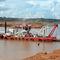 barca professionale draga aspirante refluente con disgregatore / catamarano / entrobordo / diesel