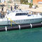 ascensore per barche / galleggiante / in acciaio galvanizzato