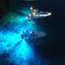 illuminazione subacquea per yacht