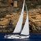 sailing-yacht da crociera / con deck saloon / con pozzetto centrale / con 4 cabine