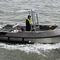 barca professionale barca da lavoro / entrobordo / diesel / in alluminio