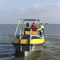 barca professionale barca di assistenza all'attracco / entrobordo a idrogetto