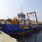 barca professionale chiatta da lavoro / entrobordo / diesel