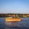 cabinato elettrico a energia solare / ibrido / open / lobster