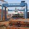 gru per cantiere navale