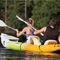 kayak sit-on-top / gonfiabile / da turismo / a due posti