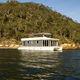 barca a motore house-boat catamarano / entrobordo / elettrica
