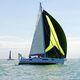 barca a vela da crociera / con poppa aperta / in alluminio / con 2 o 3 cabine