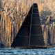 sailing-superyacht di lusso da regata / con poppa aperta