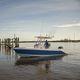 barca open fuoribordo / con console centrale / da pesca sportiva / max. 10 persone