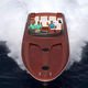 cabinato a idrogetto / diesel / bimotore / con scafo planante