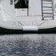 parabordo di barca / di poppa / per plancetta / a forma d'arco