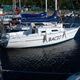 barca a vela da crociera costiera / con 1 cabina / con 2 cuccette