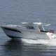 cabin-cruiser entrobordo / con scafo planante / hard-top / max. 8 persone