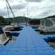 pontile galleggiante / modulare / di ormeggio / per marina