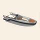 gommone entrobordo / RIB / con console centrale / tender per super-yacht