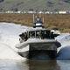 barca militare / fuoribordo