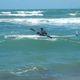 kayak rigido / per spedizione / da mare / monoposto