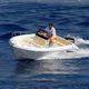 barca open fuoribordo / con console centrale / open / max. 6 persone