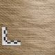 tessuto composito fibra di lino / unidirezionale