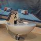 tavolo per barca / per yacht / per nave / stabilizzato