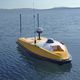 drone marino per studi idrografici / autonomo / telecomandato / mini trimarano