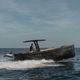 barca open entrobordo / con console centrale / da sci nautico / sportiva