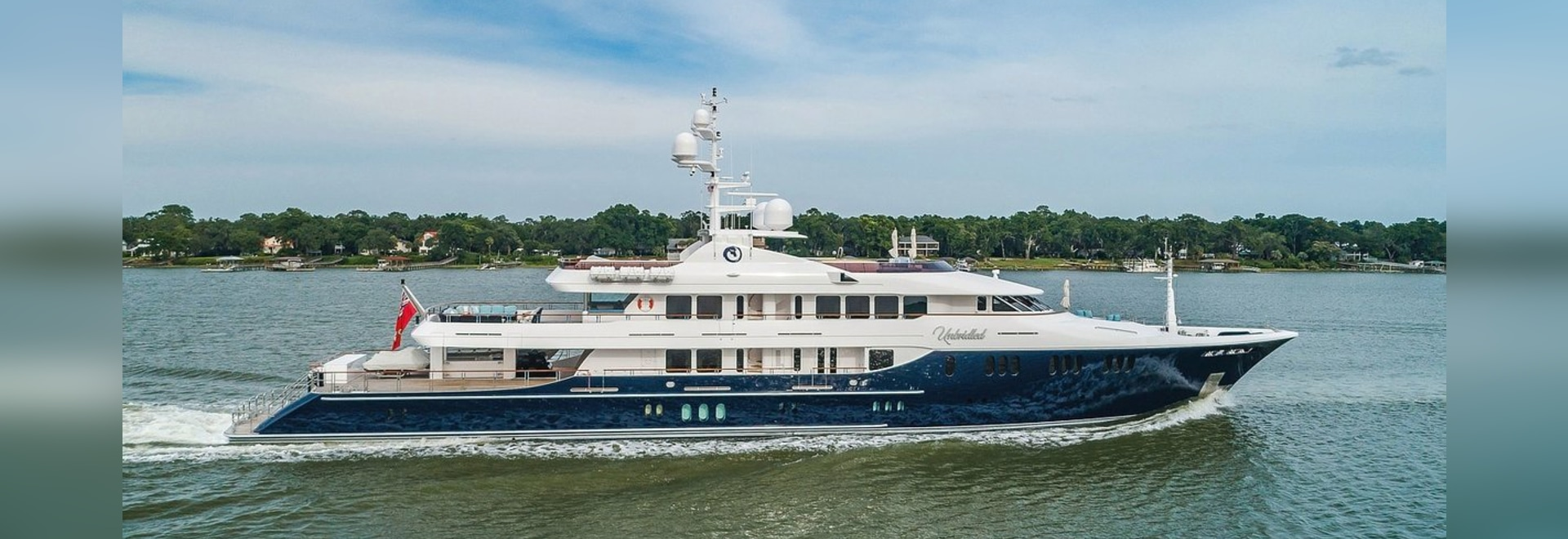 58m Trinity yacht Senza freni sul mercato