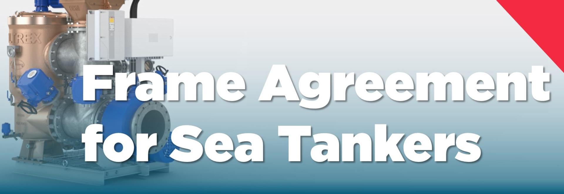 Accordo quadro per l'attuale flotta di navi cisterna francesi d'affari