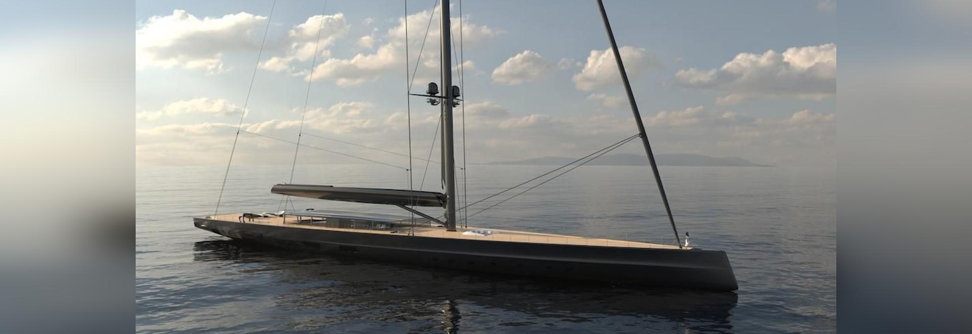 Apex 850: Il nuovo super sloop McKeon 85m di Royal Huisman