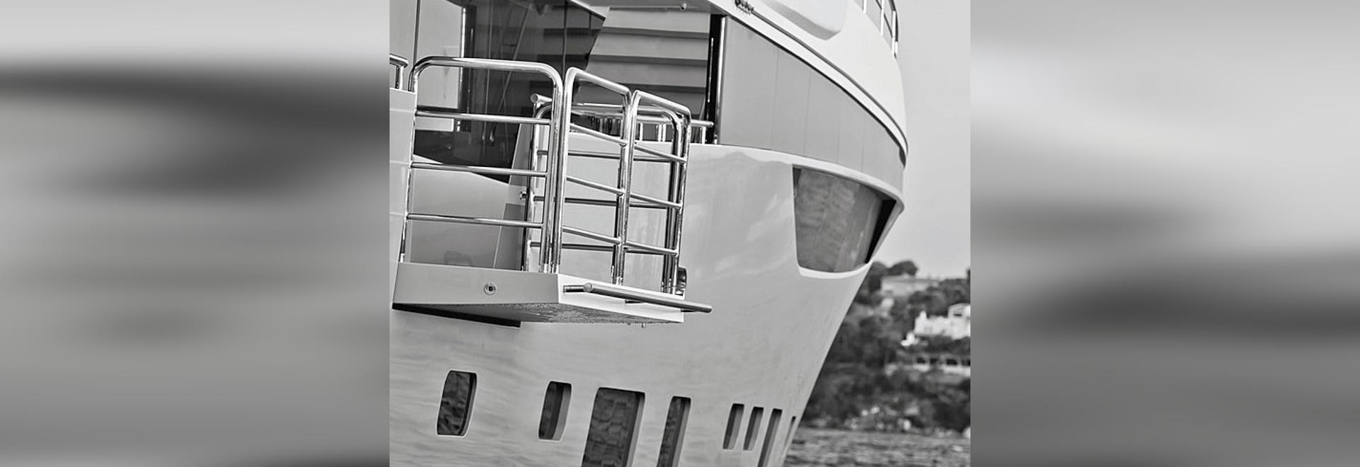 Balcone con movimentazione automatica - Modello 4301