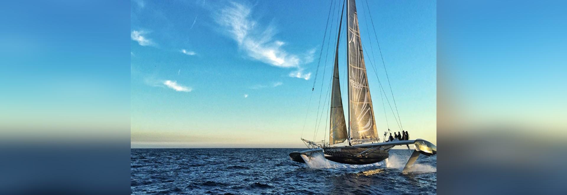 Le barche che volano sono più vicino agli aerei che a nautico