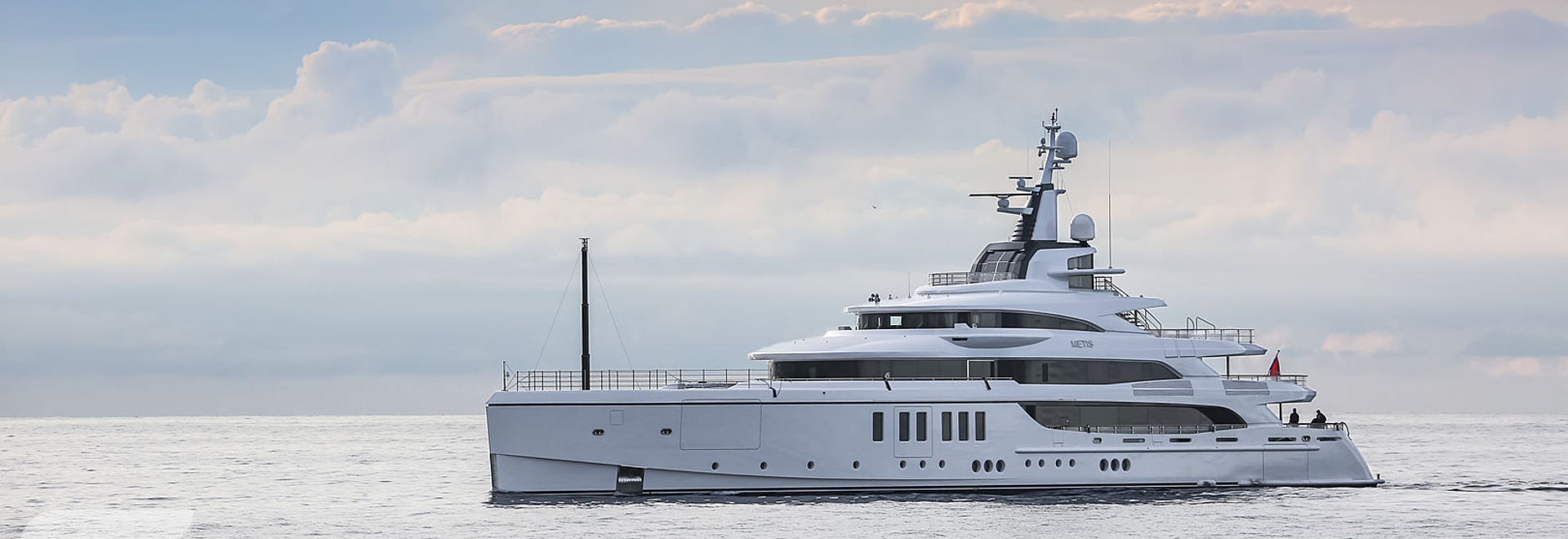 Benetti consegna 63m superyacht Metis