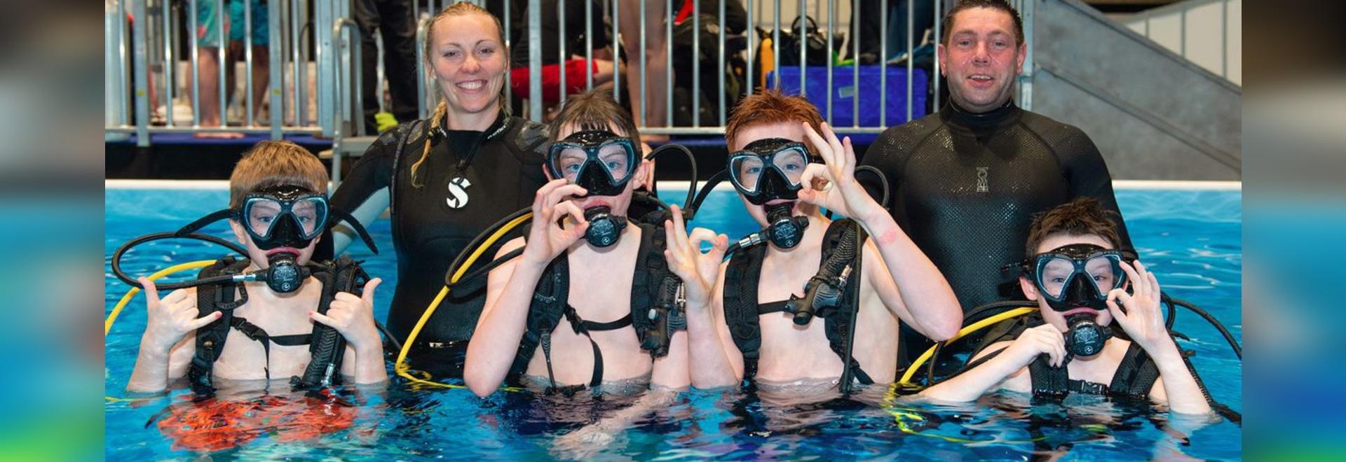 Date annunciate per il 2020 GO Diving Show