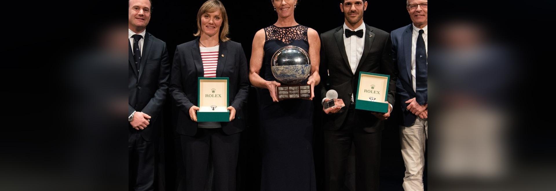 Eccellenza riconosciuta al mondo 2018 che naviga i premi