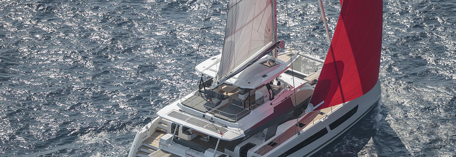 Fountaine Pajot costruirà yacht a idrogeno