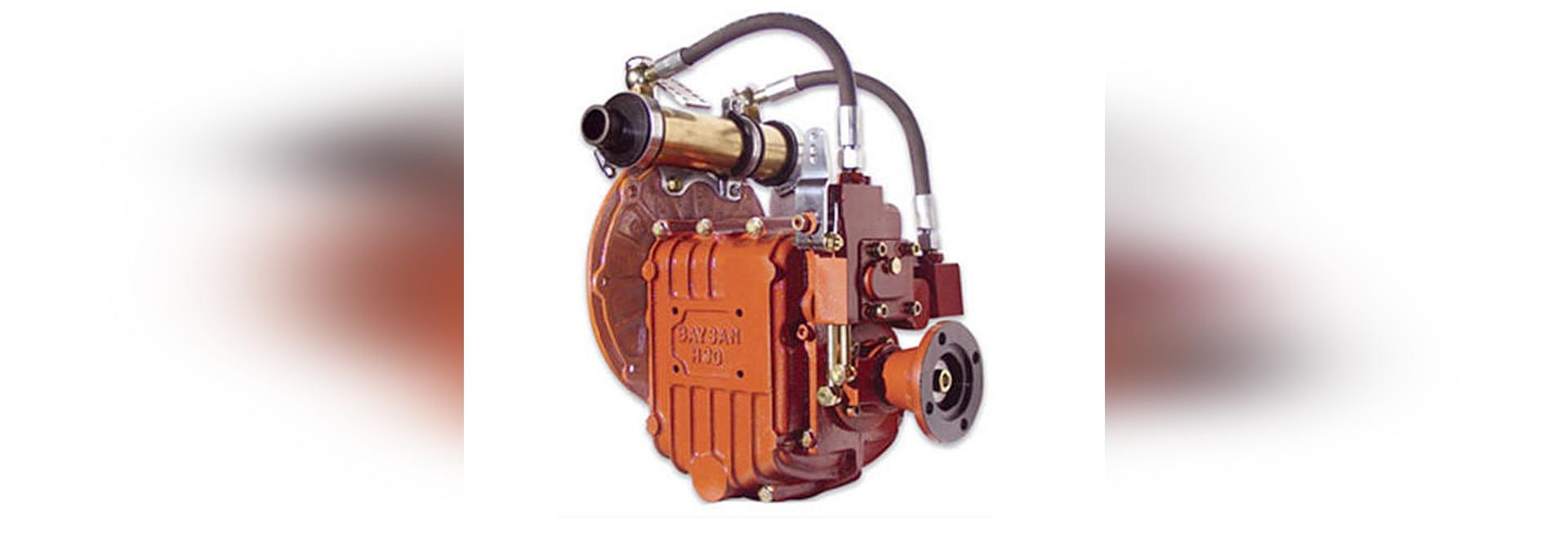 Nuova scatola ingranaggi idraulica dal fante di marina del Baysan