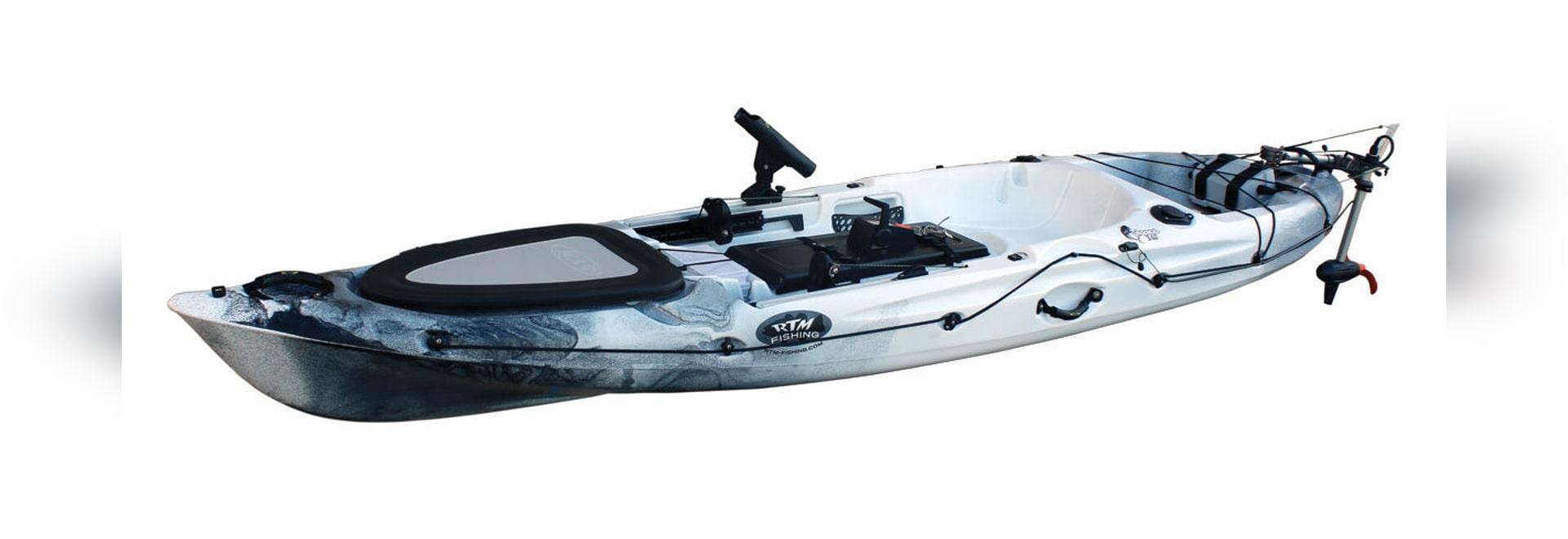 NUOVO: kajak della sedere-su-parte superiore tramite pesca di RTM
